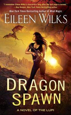 Dragon Spawn - Marissa's Books