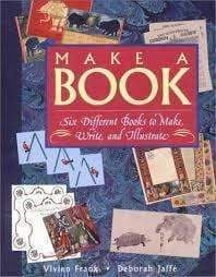 Marissa's Books & Gifts 9780525464464 Make a Book: Six Different Books to Make, Write and Illustrate