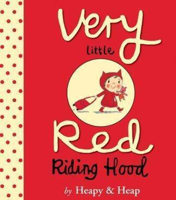 Marissa's Books & Gifts 9780544280007 Very Little Red Riding Hood