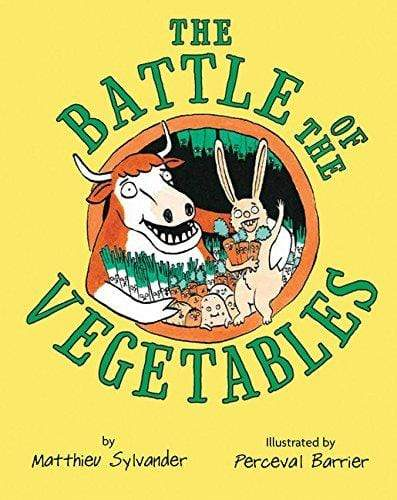 Marissa's Books & Gifts, LLC 9780544359420 The Battle of the Vegetables