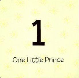 Marissa's Books & Gifts, LLC 9780544699595 Counting with the Little Prince