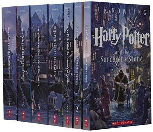 Marissa's Books & Gifts, LLC 9780545596275 Harry Potter - Special Edition The Complete Series / Soft Cover