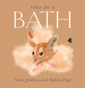 Marissa's Books & Gifts, LLC 9780547250373 Time for a Bath