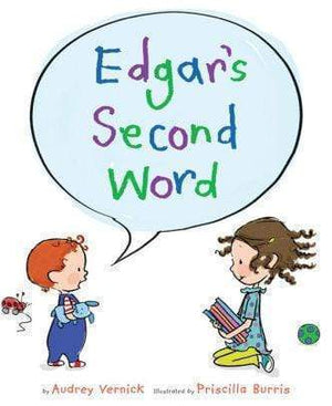 Marissa's Books & Gifts, LLC 9780547684628 Edgar's Second Word