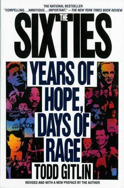 Marissa's Books & Gifts, LLC 9780553372120 The Sixties: Years of Hope, Days of Rage
