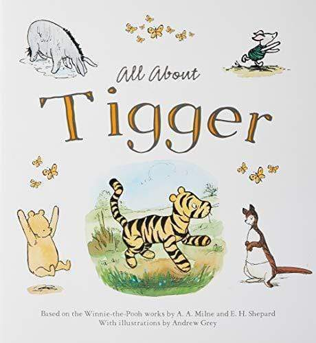 Marissa's Books & Gifts, LLC 9780603566660 All About Tigger