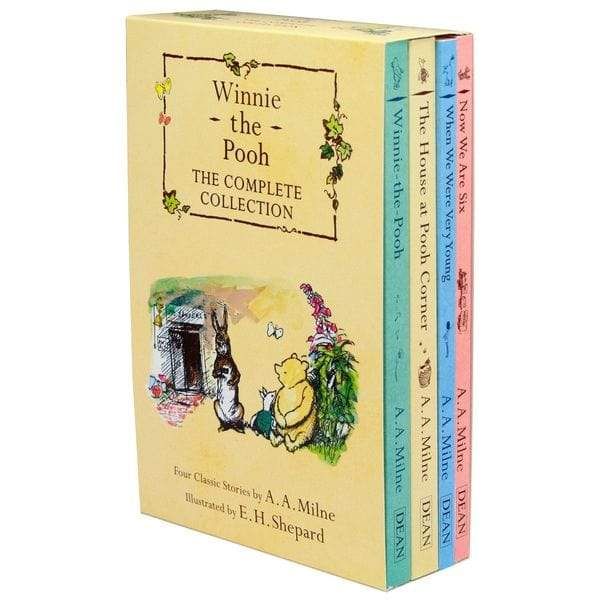 Marissa's Books & Gifts, LLC 9780603572685 Winnie-the-Pooh: The Complete Collection