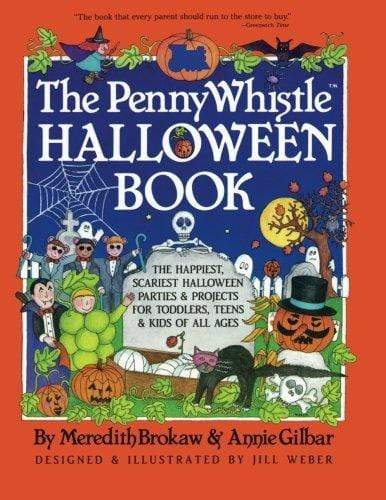 Marissa's Books & Gifts, LLC 9780671737917 The Penny Whistle Halloween Book