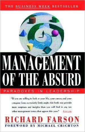 Management of the Absurd - Marissa's Books