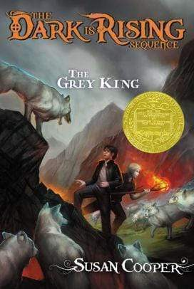 Marissa's Books & Gifts 9780689829840 The Grey King