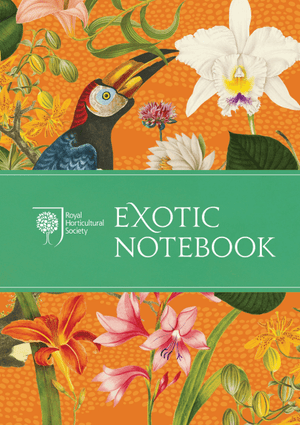 Marissa's Books & Gifts, LLC 9780711238152 Exotic Notebook