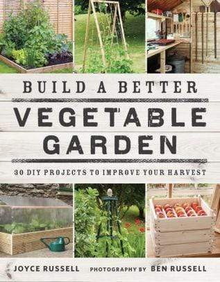 Marissa's Books & Gifts, LLC 9780711238428 Build a Better Vegetable Garden