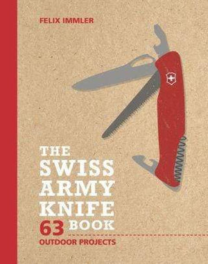 Marissa's Books & Gifts 9780711238893 The Swiss Army Knife Book