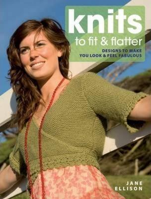 Marissa's Books & Gifts 9780715331460 Knits to Fit and Flatter