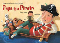 Marissa's Books & Gifts, LLC 9780735822375 Papa Is a Pirate