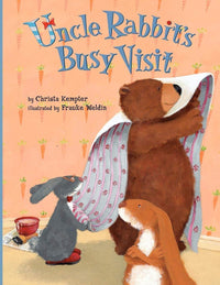 Marissa's Books & Gifts, LLC 9780735823204 Uncle Rabbit's Busy Visit