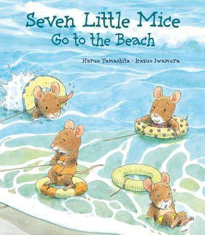 Marissa's Books & Gifts 9780735840737 Seven Little Mice Go To The Beach