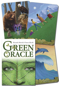 Marissa's Books & Gifts, LLC 9780738751535 Green Oracle
