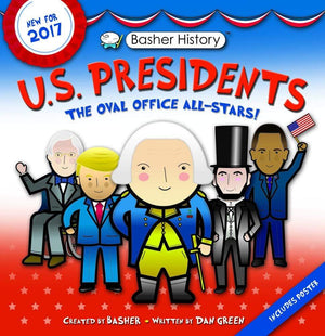 Basher History: US Presidents - Marissa's Books