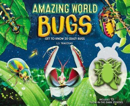 Marissa's Books & Gifts, LLC 9780760360354 Amazing World: Bugs
