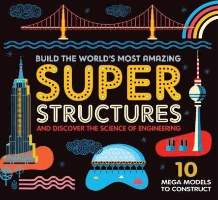 Super Structures - Marissa's Books