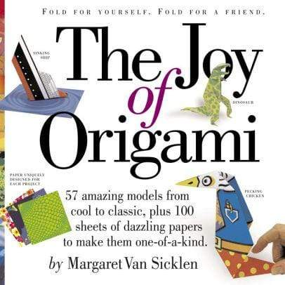 The Joy of Origami - Marissa's Books