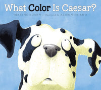 Marissa's Books & Gifts, LLC 9780763634322 What Color Is Caesar?