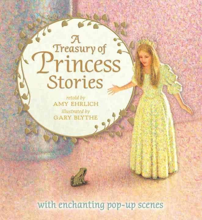Marissa's Books & Gifts, LLC 9780763644789 A Treasury of Princess Stories