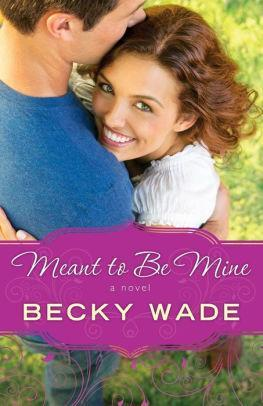 Meant to Be Mine (Porter Family Series #2) - Marissa's Books