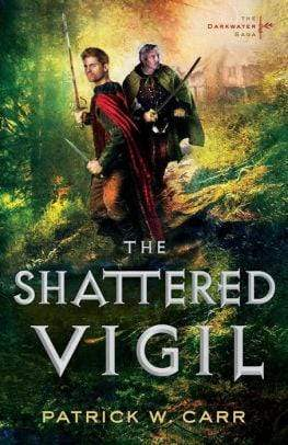 The Shattered Vigil - Marissa's Books