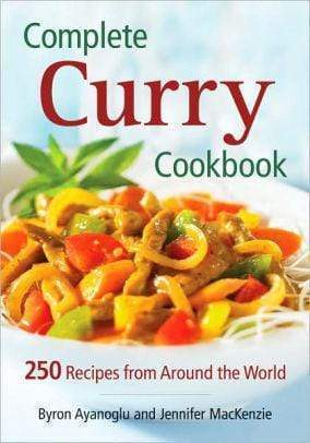 Marissa's Books & Gifts 9780778801849 Complete Curry Cookbook