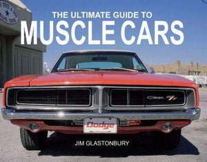 Marissa's Books & Gifts 9780785820093 Ultimate Guide to Muscle Cars