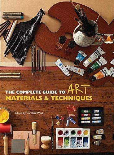 Marissa's Books & Gifts, LLC 9780785834663 The Complete Guide to Art Materials and Techniques