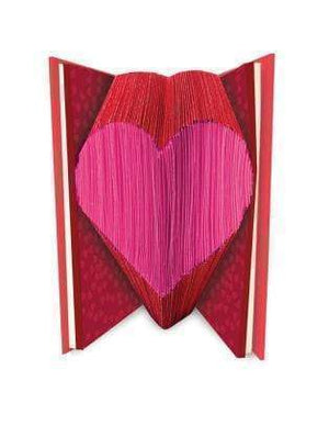 Marissa's Books & Gifts 9780794432201 ArtFolds: Heart