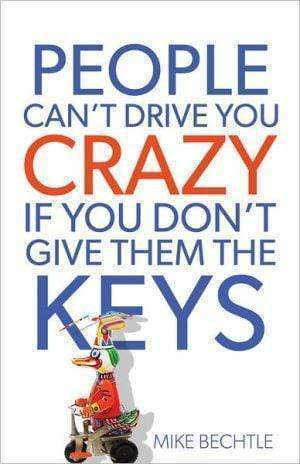 Marissa's Books & Gifts, LLC 9780800721114 People Can't Drive You Crazy If You Don't Give Them the Keys