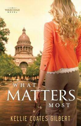 What Matters Most - Marissa's Books