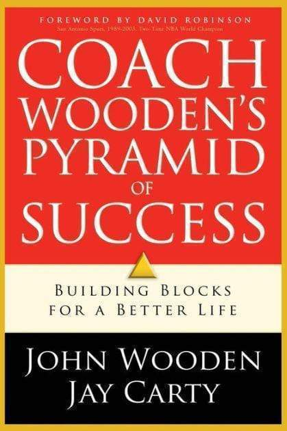 Marissa's Books & Gifts 9780800726256 Coach Wooden's Pyramid of Success