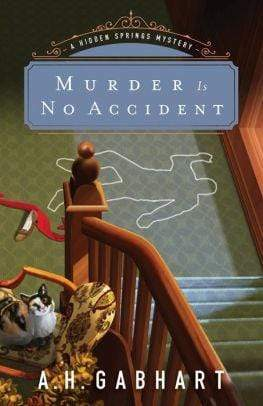 Murder Is No Accident - Marissa's Books