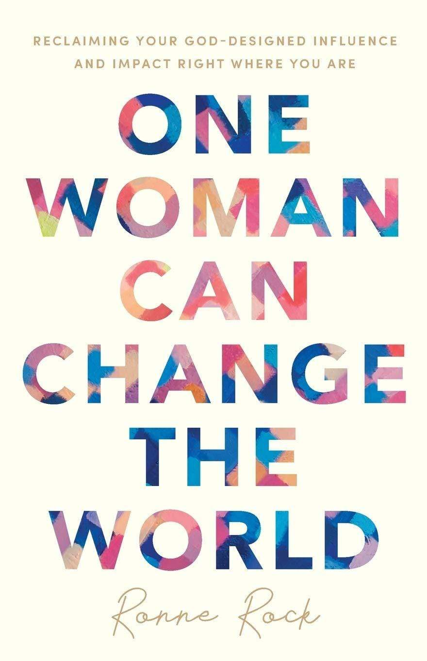 Marissa's Books & Gifts, LLC 9780800736989 One Woman Can Change the World