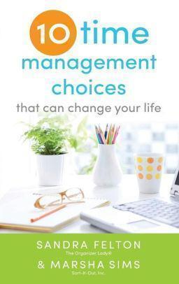 Marissa's Books & Gifts 9780800788339 Ten Time Management Choices That Can Change Your Life