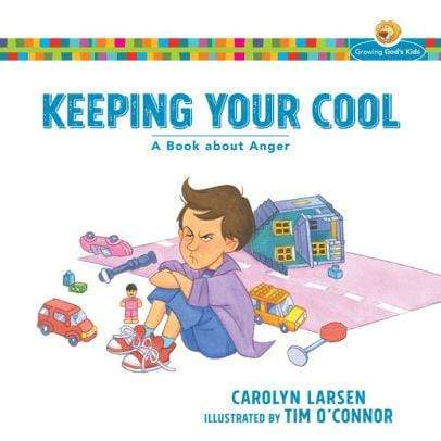 Keeping Your Cool - Marissa's Books
