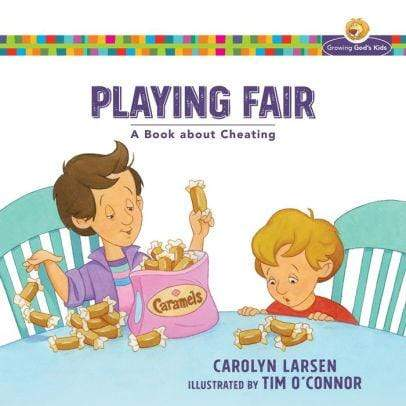 Playing Fair - Marissa's Books