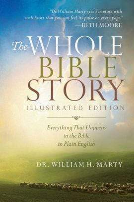 Marissa's Books & Gifts 9780801098642 The Whole Bible Story: Everything That Happens In The Bible In Plain English
