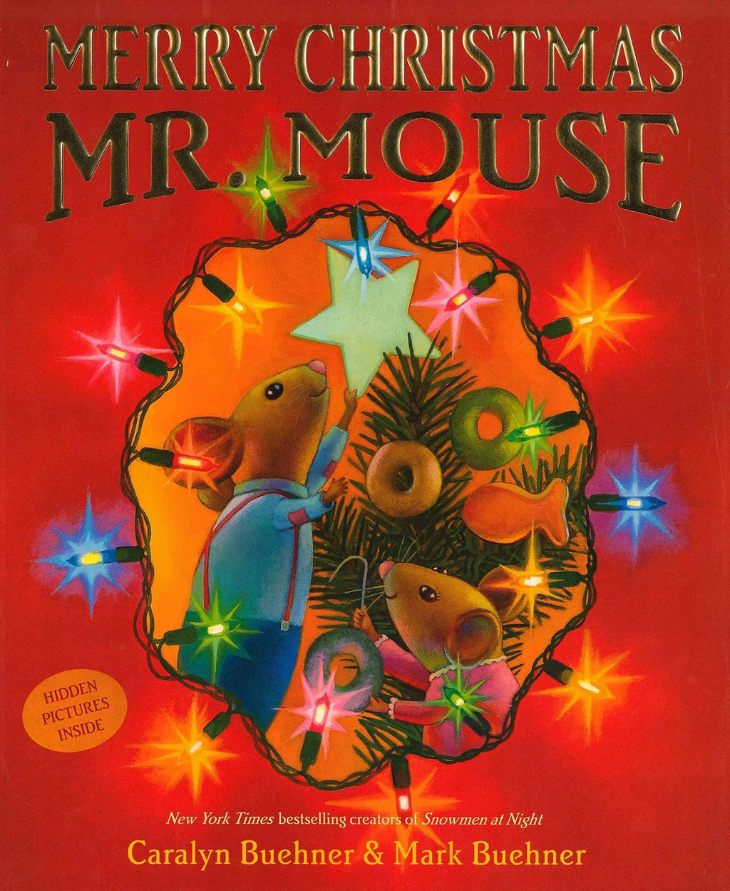Marissa's Books & Gifts, LLC 9780803740105 Merry Christmas, Mr. Mouse