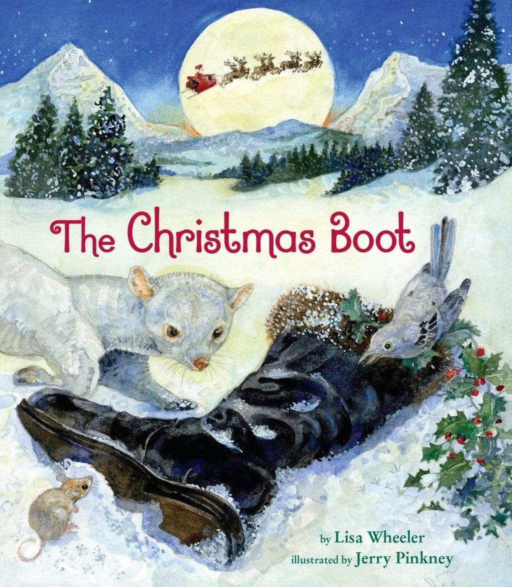 Marissa's Books & Gifts, LLC 9780803741348 The Christmas Boot