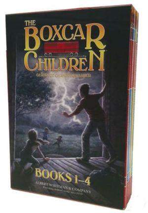 Marissa's Books & Gifts, LLC 9780807508541 The Boxcar Children Mysteries. Books #1-#4