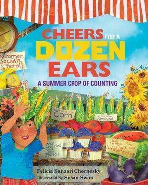 Marissa's Books & Gifts 9780807511305 Cheers for a Dozen Ears: A Summer Crop of Counting