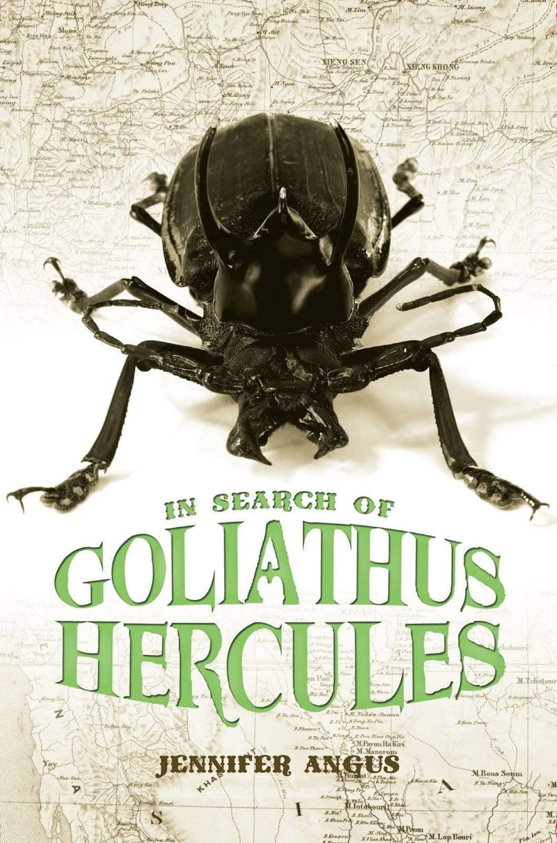 Marissa's Books & Gifts 9780807529904 In Search of Goliathus Hercules