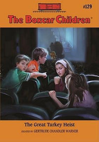 Marissa's Books & Gifts, LLC 9780807530511 The Great Turkey Heist (the Boxcar Children Mysteries)