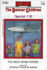 Marissa's Books & Gifts, LLC 9780807555323 The Great Shark Mystery (The Boxcar Children Mystery & Activities Specials)